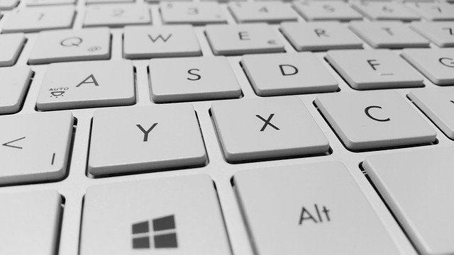 Windowsキーボード