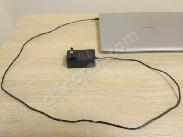 Jumper EZbook S4 ACアダプター