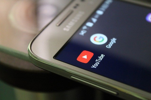AndroidのYouTube