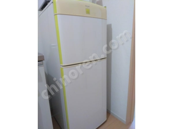 処分した冷蔵庫202102