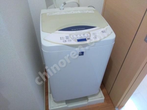 処分した洗濯機202102